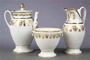 Paris Porcelain Tea Set