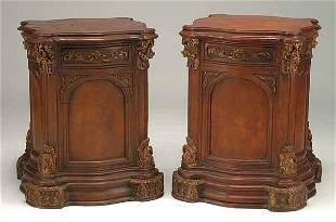 Pair of Neo-Classical Style Paint an