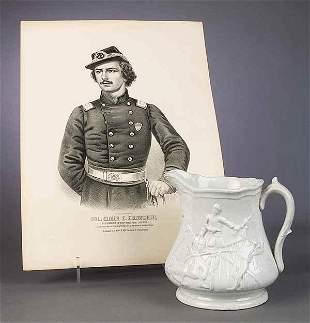 Rare American Commemorative Civil Wa