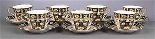 Royal Crown Derby Porcelain Teaset