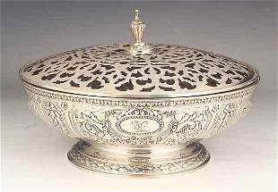 American Sterling Silver Centerbowl