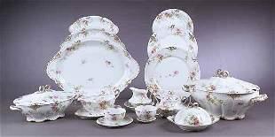 Extensive Haviland Limoges Porcelai