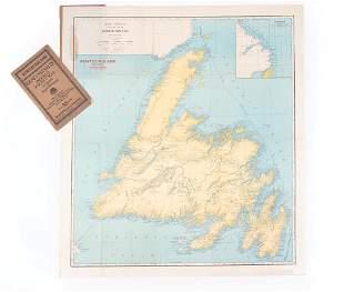 Rand McNally Co Pocket Map