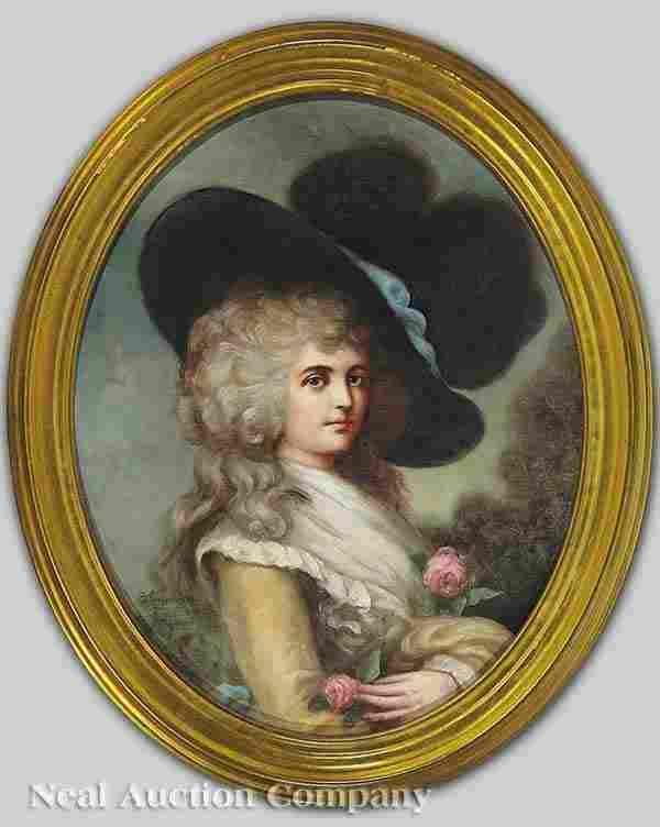 321: Ferdinand van Stoopendaal (Swedish, b. 1850)