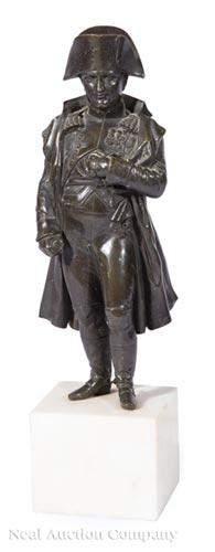 Grand Tour Bronze of Napoleon
