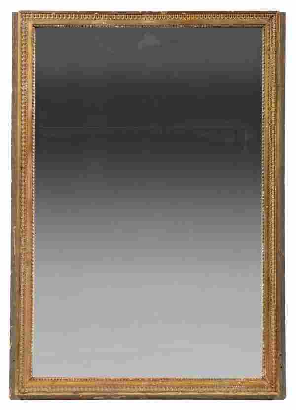 Directoire Gilt Mirror
