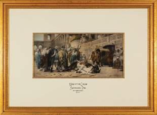 After Henryk Siemiradzki (Polish/Italian, 1843)