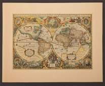 After Henricus Hondius II (Dutch, 1597-1651)