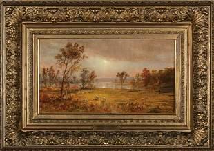 Jasper Francis Cropsey (American/New York, 1823)