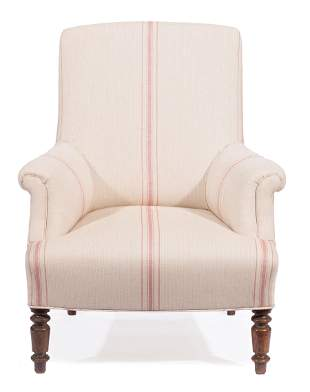 Bergere with Robert Kime Fabric