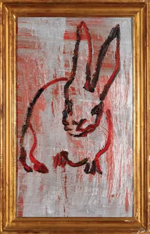 Hunt Slonem Bunny