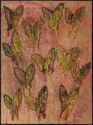 Hunt Slonem Swallowtails