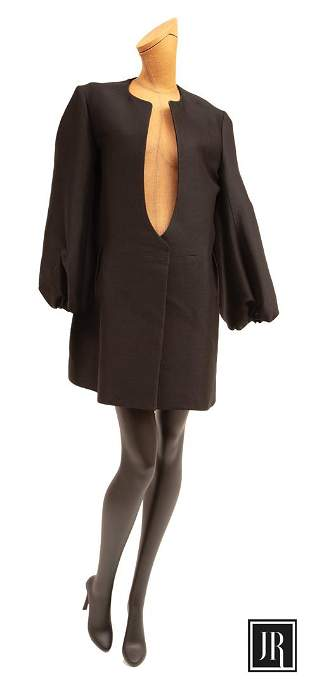 Yves Saint Laurent Evening Coat