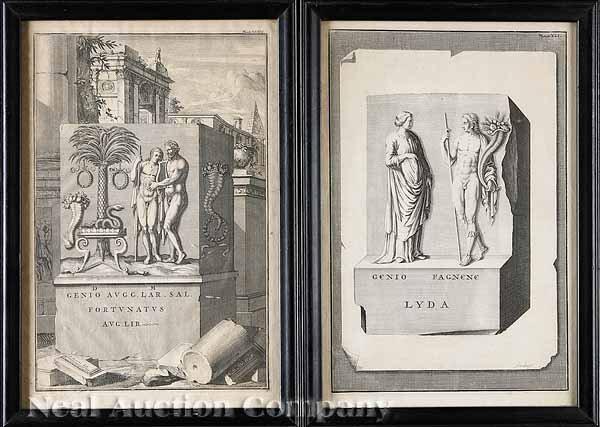 0019: Jan Goeree Italian Architectural Engravings