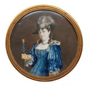 Manner of Elisabeth Louise Vigee-Lebrun (French)