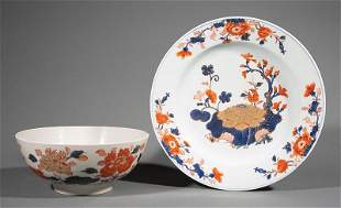 Chinese Export Imari Porcelain Charger