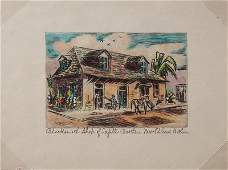 Collection of Five New Orleans Prints