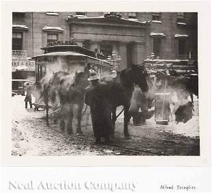 71: Alfred Stieglitz (American 1864-1946)