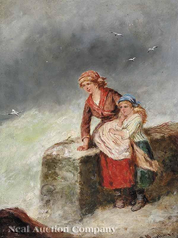 0012: Hamilton Macullum (British, 1841-1896)