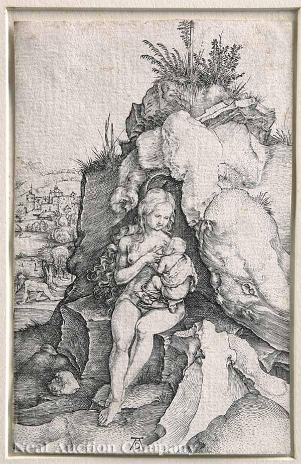 0023: Albrecht Dürer (German, 1471-1528)