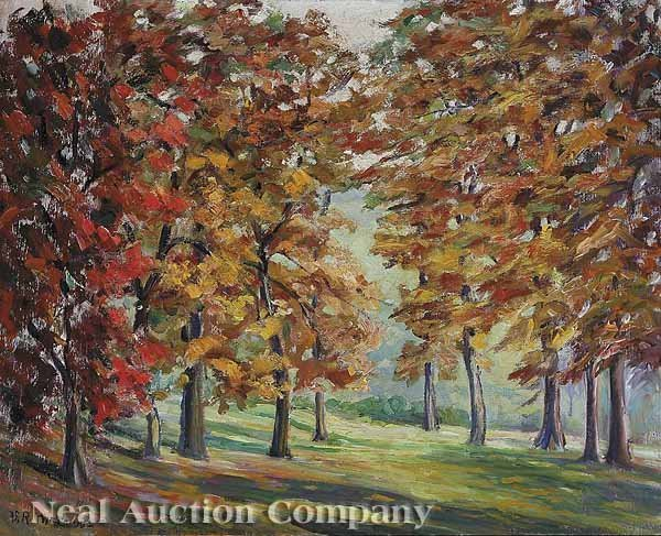 0580: Virginia McLaws (American/Virginia, 1872-1967)