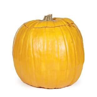Mary Kirk Kelly Earthenware Pumpkin