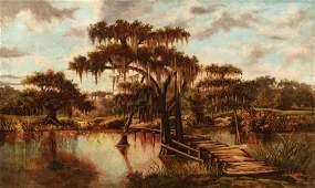 Louisiana School, 19th c.