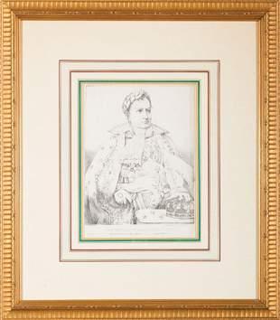Three Napoleonic Prints