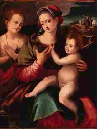Francesco del Brina (Italian, 1540-1585)