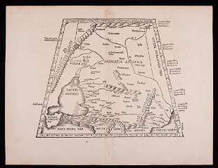 Eleven Antique Maps of Europe