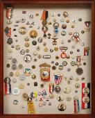 Collection of American Political Buttons