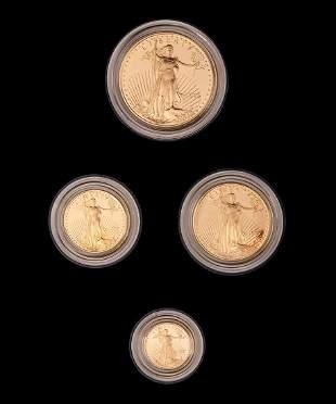 1995 American Eagle Gold Bullion Proof Set