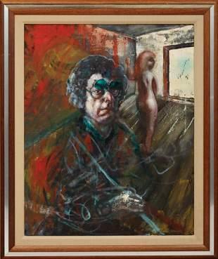 Noel Rockmore (American/New Orleans, 1928)