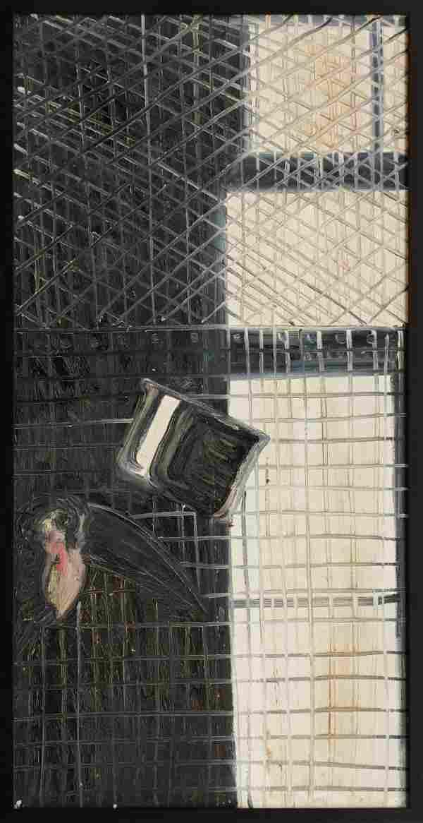 Hunt Slonem (American/Louisiana, b. 1951)