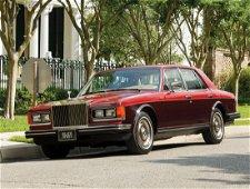 1986 Rolls-Royce Silver Spirit