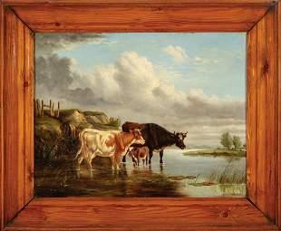 Thomas Sidney Cooper (British, 1803-1902)