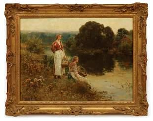 Henry John Yeend-King (British, 1855-1924)
