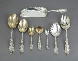 Gorham Sterling Silver Serving Pieces