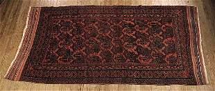 0775: Semi-Antique AfghTribal Carpet