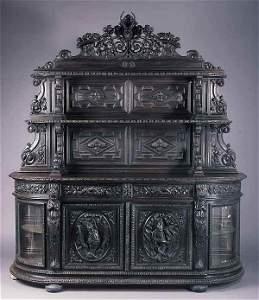 1109: Monumental Renaissance Revival Carve
