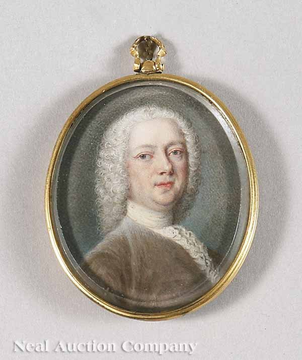 0005: Bernard Lens, the Younger (English, 1681-1740)