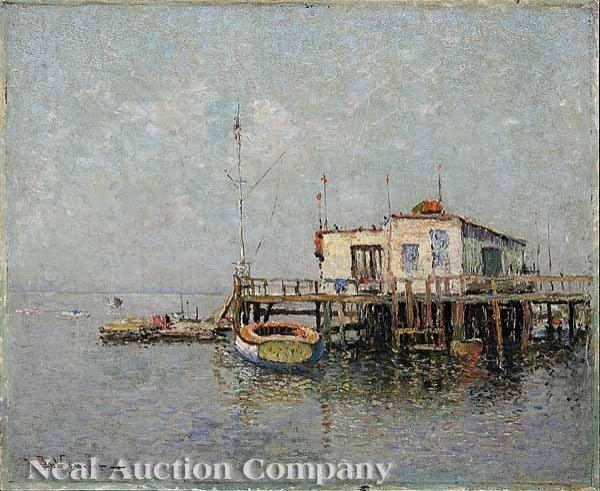 0099: Paul Sawyier (American/Kentucky, 1865-1917)