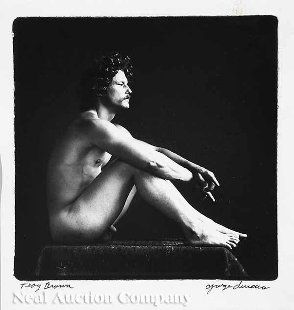 644: George Dureau (American/New Orleans, b. 1930)