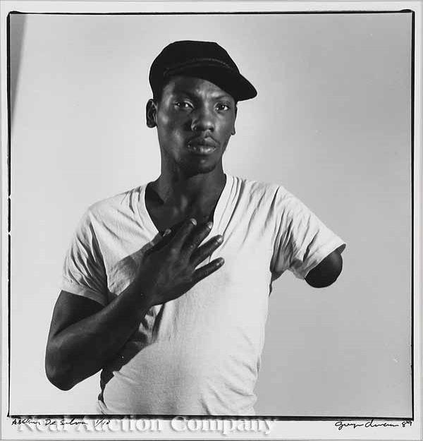 652: George Dureau (American/New Orleans, b. 1930)