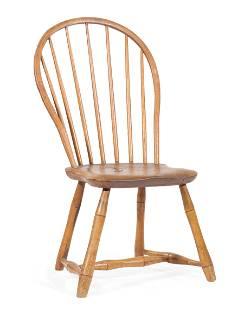 American Hoop-Back Windsor Chair