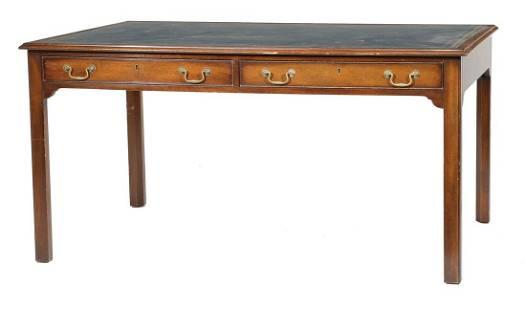 Kittinger Mahogany Writing Table
