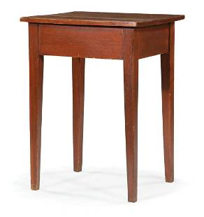 Southern Walnut Work Table