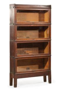 American Four Stack Barrister Bookcase