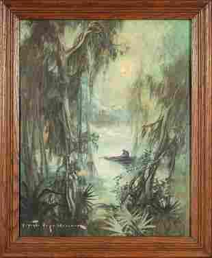 Colette Pope Heldner (American/Louisiana, 1902)