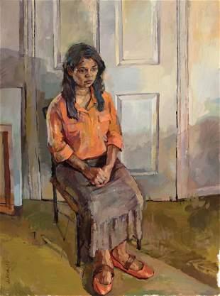 Jabed Rashel (Bangladeshi/Baton Rouge, 20th c.)